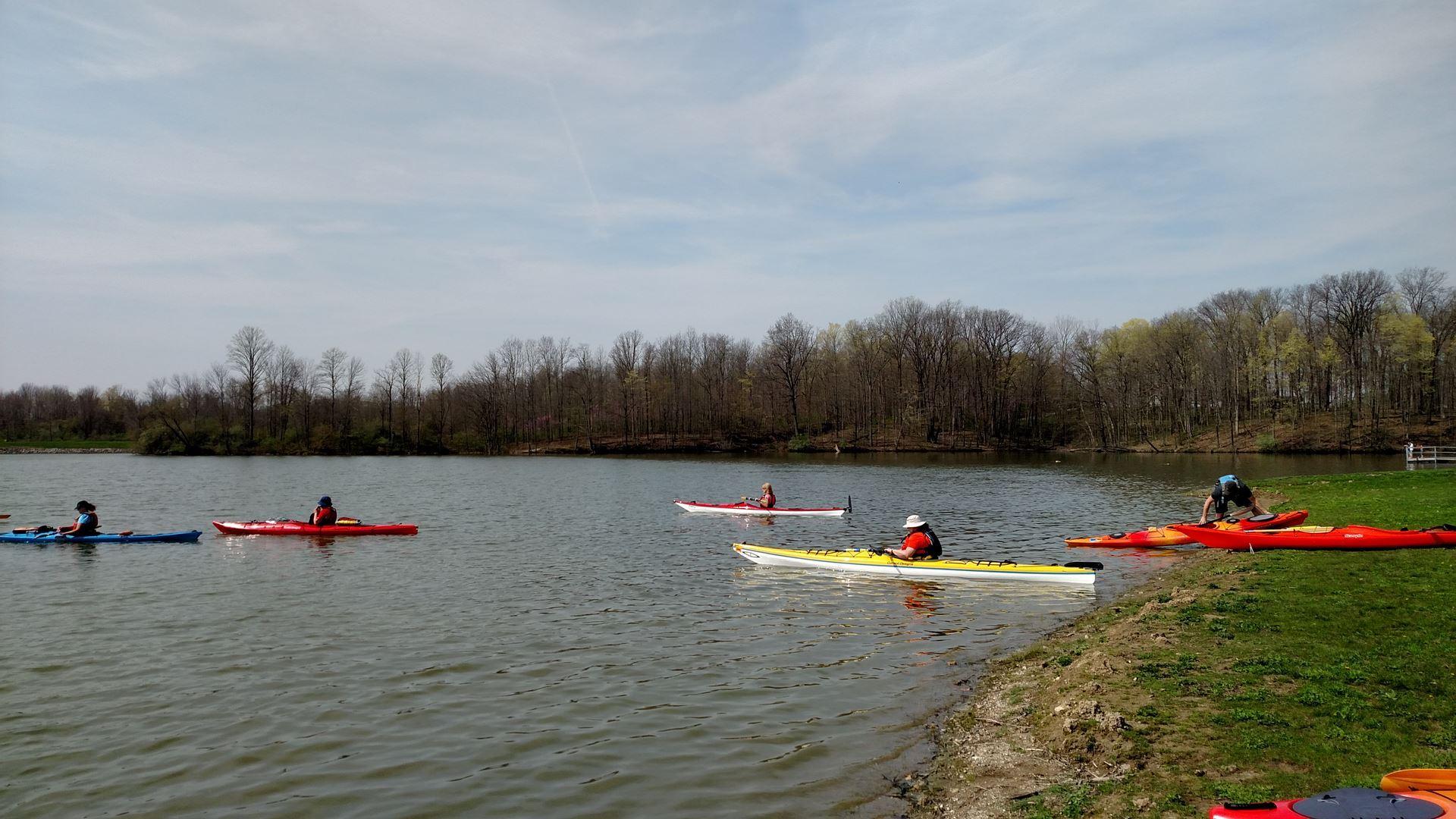Sea-Touring Kayaks